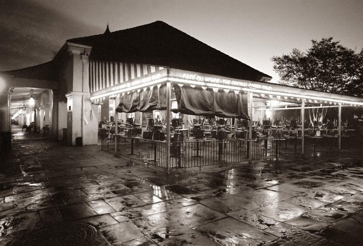 "Cafe DuMonde Sepia<br>limited edition photograph signed and number<br>11"" x 14"" $110.00, 16"" x 20"" $165.00, S/H $18.00"