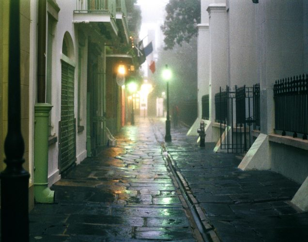 "French Quarter Passage<br> signed and numbered, limited edition, <br>11""x14""-$110.00 16""x20""-$165.00, S/H $18.00"