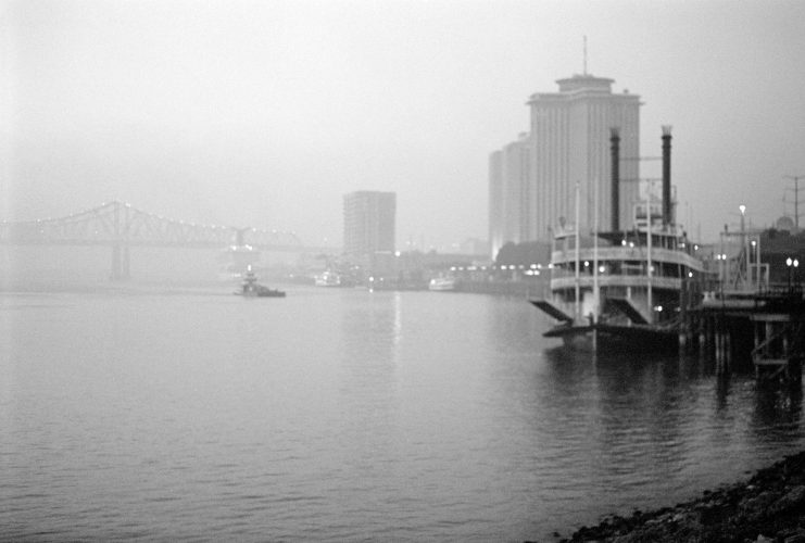 "Steamboat Natchez at Dock<br>limited edition photograph, signed and numbered<br>11"" x 14"" $11.00, 16"" x 20"" $165.00, S/H $18.00"