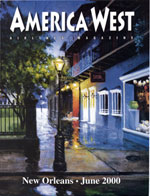 America West Airlines Magazine